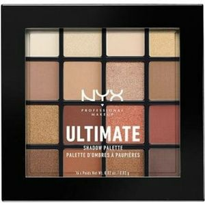 NYX the ultimate palette Warm Neutral